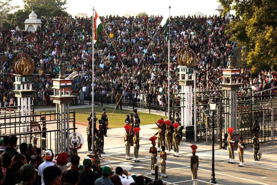 Amritsar to Wagah Border Taxi